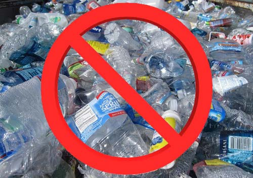 Say No To Plastic Water Bottles