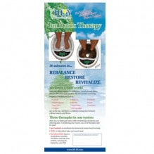 3-in-1 Detox Foot Bath – Marketing Poster