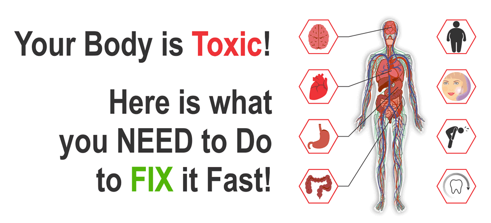 Here is what you need to do to fix your Toxic Body Fast