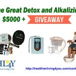 The Great Healthier Living 4 You Detox and Alkalizing Giveaway