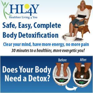 Foot Detoxification