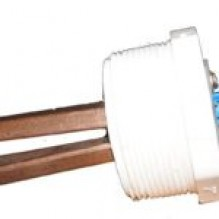 Caribbean Clear Replacement Electrodes With Housing