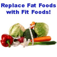 5 Fit Foods to Eat Instead of Fat Foods
