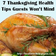 7 Thanksgiving Health Tips Guests Won't Mind