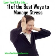 11 of the Best Ways to Manage Stress