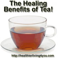 The Healing Benefits of Tea