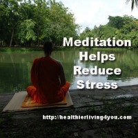 Meditation in Direct Correlation to Stress Reduction